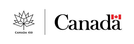 Canada 150 / Government of Canada Logos